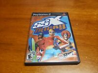 SSX Tricky (Sony PlayStation 2, 2002) PS2 Complete Black Label TESTED