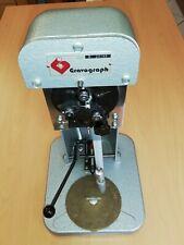Pantografo Gravograph B24149 manuale per incisioni fedi anelli oreficeria orafo