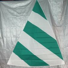 Sunfish® Sail in Green and White