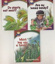 Ask Me Books Southwestern Excellent Home School Set of 3