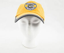 Nashville Predators Cap Hat Youth Yellow Blue Adjustable 100% Cotton