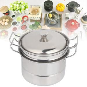 1PC Mini Steamer Multifunction Cooking Pots Steam Pot For Milk Egg Breakfast NEW