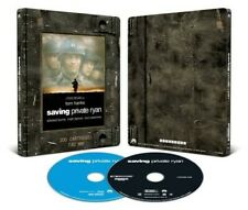 Saving Private Ryan [SteelBook] [Digital Copy] [4K Ultra Hd + Blu-Ray] [1998]