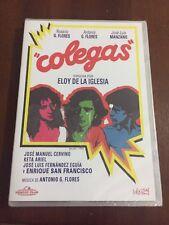 COLEGAS - CINE ESPAÑOL - DVD - 98 MIN - ANTONIO FLORES ROSARIO FLORES NEW SEALED