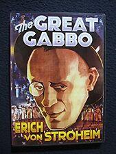Great Gabbo [DVD] [1929] Erich Von Stroheim