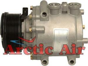 97564 AC Compressor for 04-07 Ford E-350 & E-450 Super Duty E-350 Club Wagon