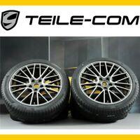"""NEU*+ORIG. Porsche Cayenne E3/9Y0 21"""" RS SPYDER Winterräder Satz / winter wheels"""
