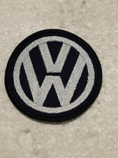 patch, écusson, VW 7cm, navy, broder , thermocollant