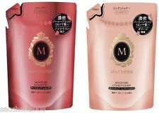 SHISEIDO Ma Cherie Moisture Shampoo&Condetioner Refill 380ml from Japan