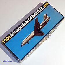 Heller 1:100 Sud Caravelle Air France Kit #430 (1980)