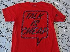 Medium- Adidas / Damaged T- Shirt