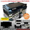 Kit COMPLETO adesivi COMPATIBILI top case GIVI 58 LT 2018 x BMW R1250 Exclusive