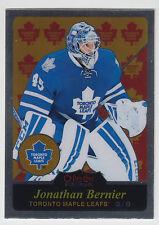JONATHAN BERNIER 2015-16 O-Pee-Chee Platinum Hockey Retro #R68 Maple Leafs