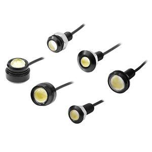 LED Beleuchtung Einbau 12V Aluminium Stufenbeleuchtung Nachtlicht Leuchte KFZ