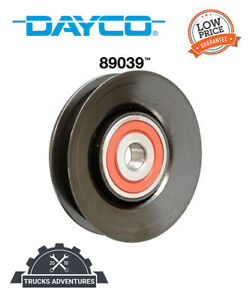 Dayco Accessory Drive Belt Idler Pulley P/N:89039