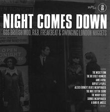 Night Comes Down: 60 British M - Night Comes Down: 60 British M [CD]