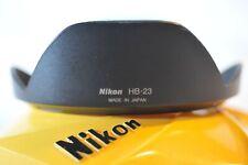 Nikon HB-23 HB 23 hood for Nikkor AF-S 17-35mm f/2.8 DX 12-24mm 10-24mm lens