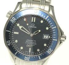 OMEGA Seamaster300 James Bond 007 model 2537.80 Automatic Men's Watch_523101