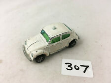 CORGI JUNIORS #3 WHIZZWHEELS VW VOLKSWAGEN 1300 BEETLE POLICE CAR DIECAST 1972