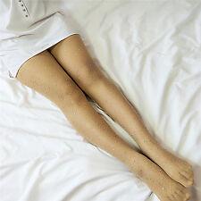 Women Crystal Rhinestone Fishnet Net Mesh Socks Stockings Tights Pantyhose XL