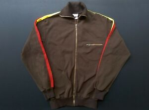Vintage from 80s German Army Training Gym Sportwear Tracksuit Very Rare Sweater