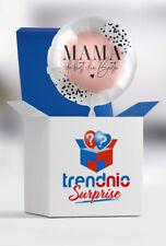 Folienballon mit Helium Muttertag Mama Ø 45cm Geschenk Ballon Geschenkidee