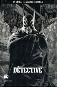 DC COMICS - LA LEGENDE DE BATMAN > VOL.6, DETECTIVE / EAGLEMOSS, NEUF