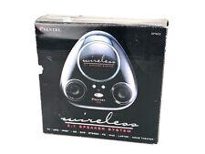Sentry 2.1 Wireless Surround Sound Premium Speaker System w/ Built In Sub- SP900