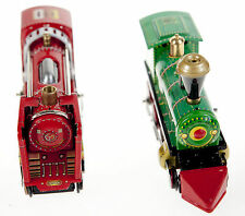 2x TIN TOYS RETRO COLLECTABLE WIND UP COLLECTORS TOY RETRO VINTAGE STYLE