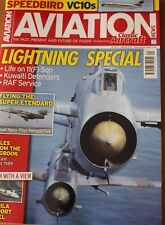 Aviation News 2016 January VC10,Lightning,Dornier 228,Super Etendard,Mosquito