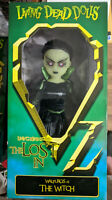 Living Dead Dolls    Lost in OZ   { the witch }glow in dark  2015 collector Doll