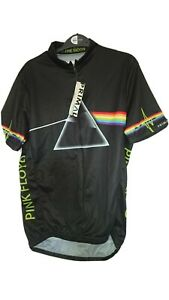 Primal cycling Jersey Not Castelli Pink Floyd