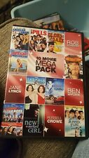 10 Movie Mega Pack Vol. 2 DVD 2011 Rob Schneider, Ben Affleck, Russell Crowe