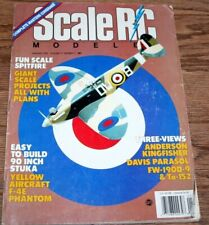 """SPITFIRE PLANS  96""""WS PLUS FULL SIZE TEMPLATES © OF BUILD MANUAL"""