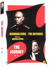 The Journey (1959) DVD - Yul Brynner (New & Sealed)