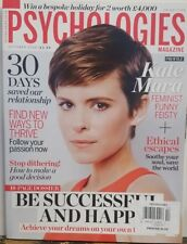 Psychologies Magazine UK Oct 2016 Kate Mara Be Successful FREE SHIPPING CB
