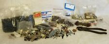 Enormous Assortment Of Teddy Bear Eyes And Washers Supplies Crafting Bear Making