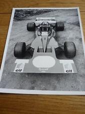 TYRRELL Ford Formula 1 ORIGINALE STAMPA FOTO JM
