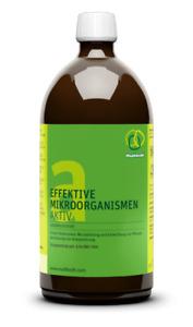 Effektive Mikroorganismen aktiv* EM a* ,1 Liter * für Haus und Garten* Original