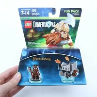 LEGO DIMENSIONS LORD OF THE RINGS FUN PACK 71220