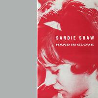 """SANDIE SHAW/THE SMITHS ~ Hand In Glove ~ 1984 UK Rough Trade 3-trk 12"""" vinyl~p/s"""