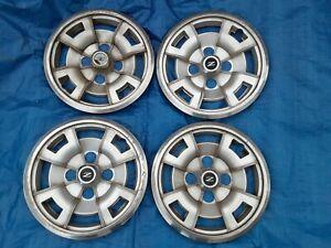 Datsun Fairlady 280Z Hub/Center Caps Wheel Covers, Please Read