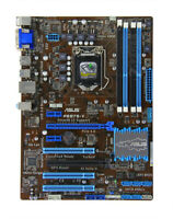 ASUS P8B75-V ATX Motherboard CPU LGA 1155 DDR3 Intel B75 DVI USB 3.0