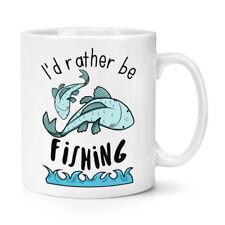 Prefiero ser la pesca 10oz Taza Taza-Divertido Deporte Peces