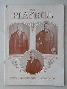 April 5th, 1948 - New Century Playbill - The Mikado - D'Oyly Carte Opera Co.