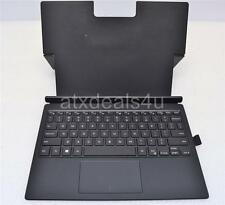 Dell 7TCC3 K14M XPS Latitude 12 Tablet Slim Keyboard Cover