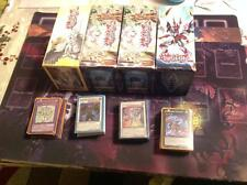 Yu-Gi-Oh! cards bundle! 4 decks, over 1000+ commons and 3 playmats + bonus!