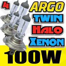 Vw Golf Mk4 H7 100w Super All Weather halogen Xenon Hid Low Dip Light Bulbs Set
