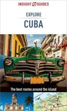 Insight Guides Explore Cuba *FREE SHIPPING - NEW*