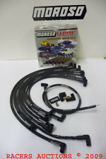 SBC Chevy 327 350 400 High Performance HEI Race Spark Plug Wires Moroso 9762M